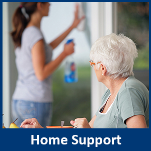 home support housekeeping