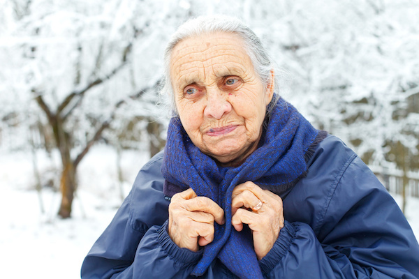 Senior Health and Hypothermia in Winter